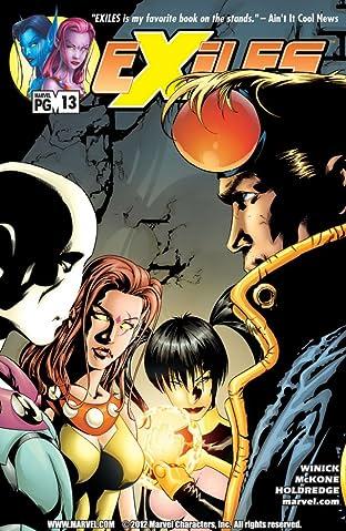 Exiles (2001-2008) #13
