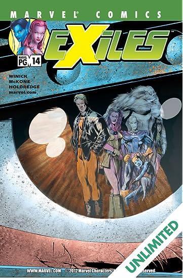 Exiles (2001-2008) #14