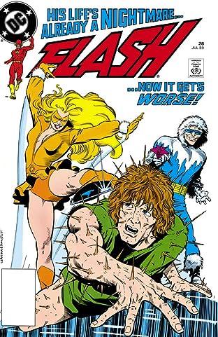 The Flash (1987-2009) #28