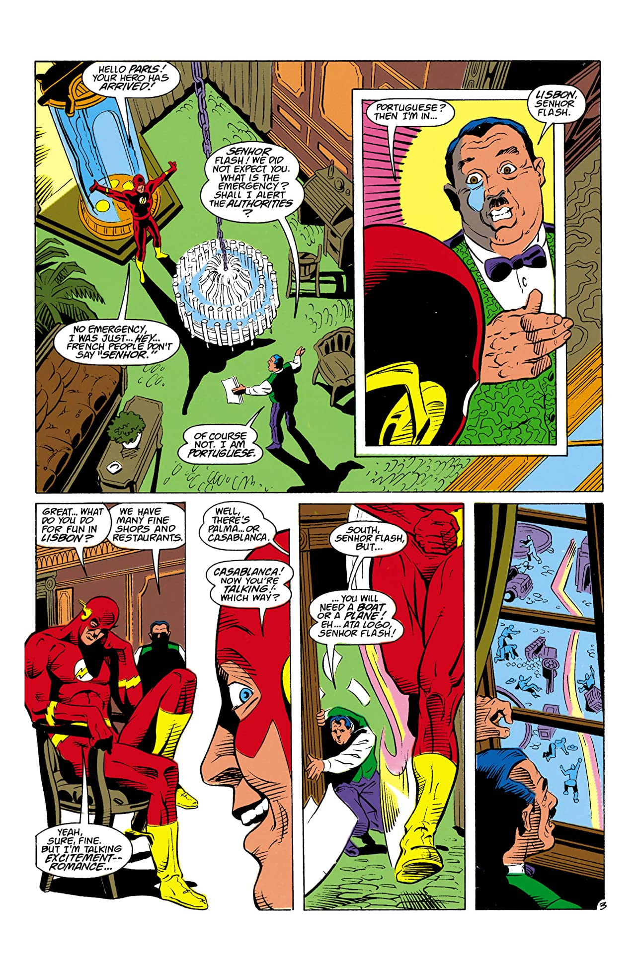 The Flash (1987-2009) #29