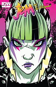 Jem and the Holograms (2015-2017) No.6