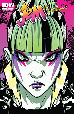 Jem and the Holograms (2015-2017) #6