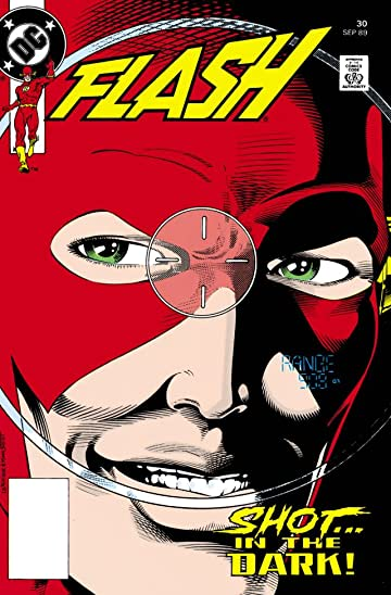 The Flash (1987-2009) #30