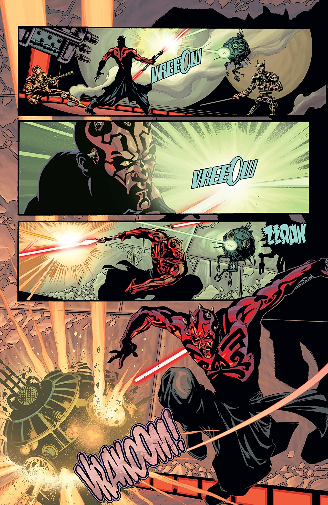 Star Wars: Darth Maul (2000) #1 (of 4)