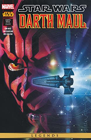 Star Wars: Darth Maul (2000) #2 (of 4)