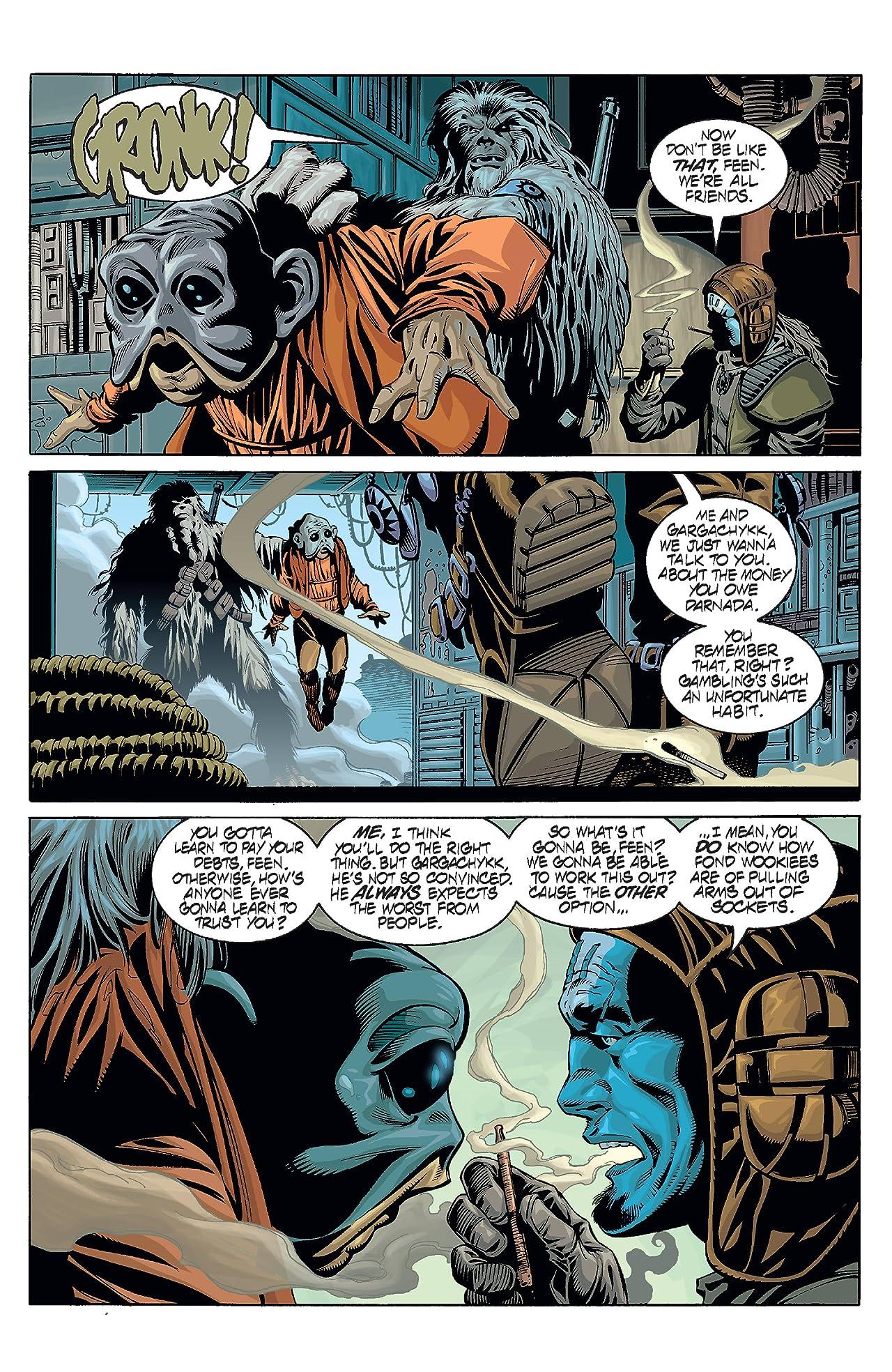 Star Wars: Darth Maul (2000) #2 (of 4)