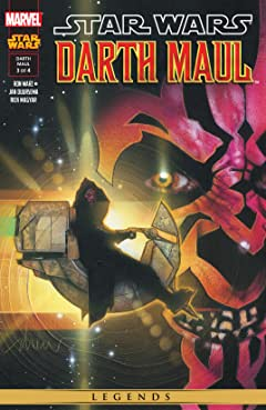 Star Wars: Darth Maul (2000) #3 (of 4)