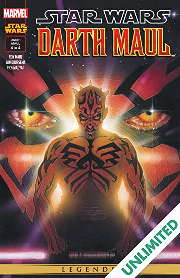 Star Wars: Darth Maul (2000) #4 (of 4)