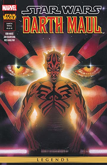Star Wars: Darth Maul (2000) #4 (of 4)