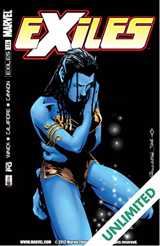 Exiles (2001-2008) #16