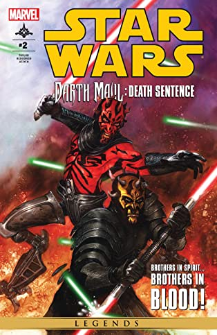 Star Wars: Darth Maul - Death Sentence (2012) #2 (of 4)