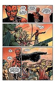 Star Wars: Darth Maul - Death Sentence (2012) #3 (of 4)