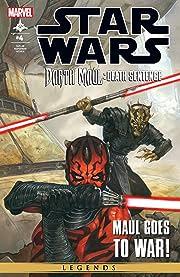 Star Wars: Darth Maul - Death Sentence (2012) #4 (of 4)