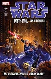 Star Wars: Darth Maul - Son of Dathomir (2014) #2 (of 4)