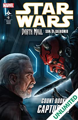 Star Wars: Darth Maul - Son of Dathomir (2014) #3 (of 4)