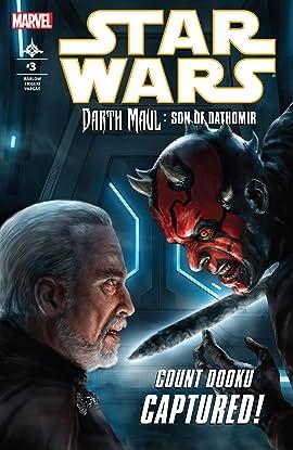 Star Wars: Darth Maul - Son of Dathomir (2014) #3 (of 4)