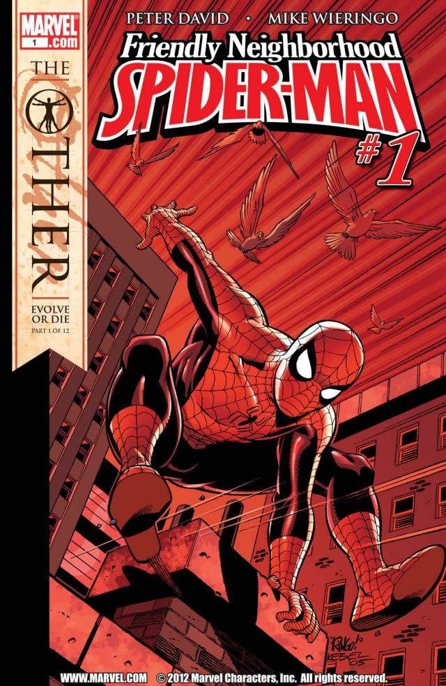 Friendly Neighborhood Spider-Man (2005-2007) #1