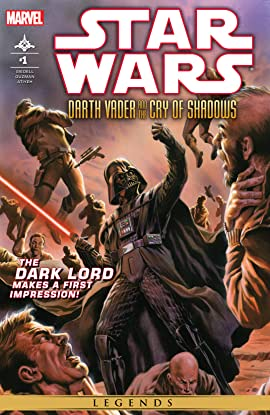 Star Wars: Darth Vader and the Cry of Shadows (2013-2014) #1 (of 5)
