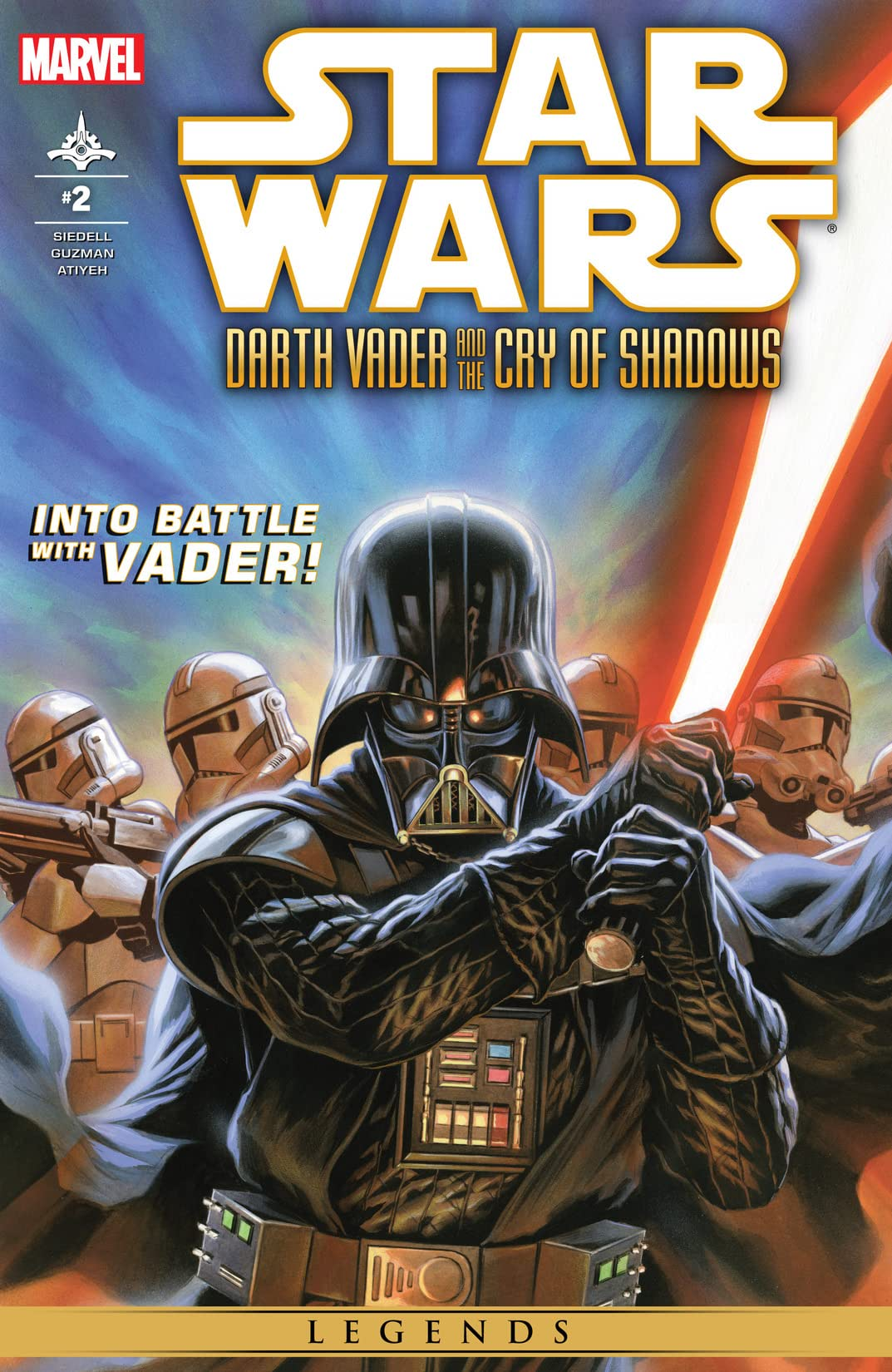 Star Wars: Darth Vader and the Cry of Shadows (2013-2014) #2 (of 5)