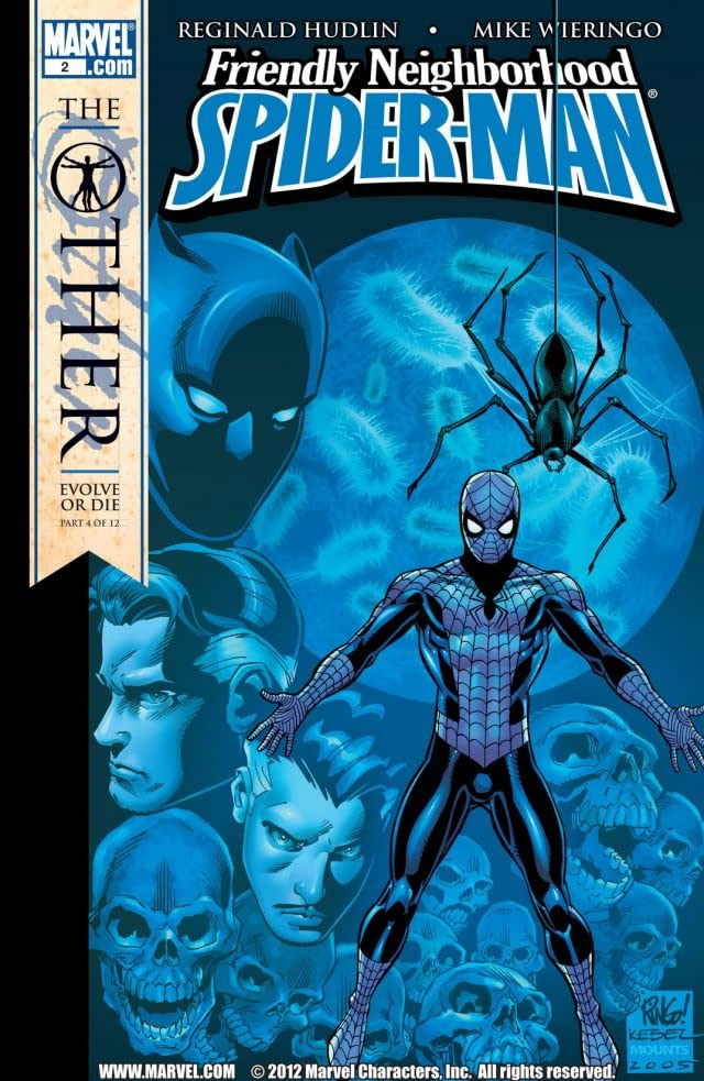 Friendly Neighborhood Spider-Man (2005-2007) #2