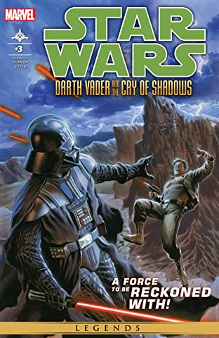 Star Wars: Darth Vader and the Cry of Shadows (2013-2014) #3 (of 5)