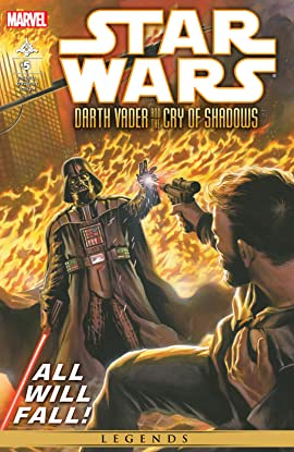 Star Wars: Darth Vader and the Cry of Shadows (2013-2014) #5 (of 5)