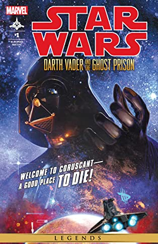 Star Wars: Darth Vader and the Ghost Prison (2012) #1 (of 5)