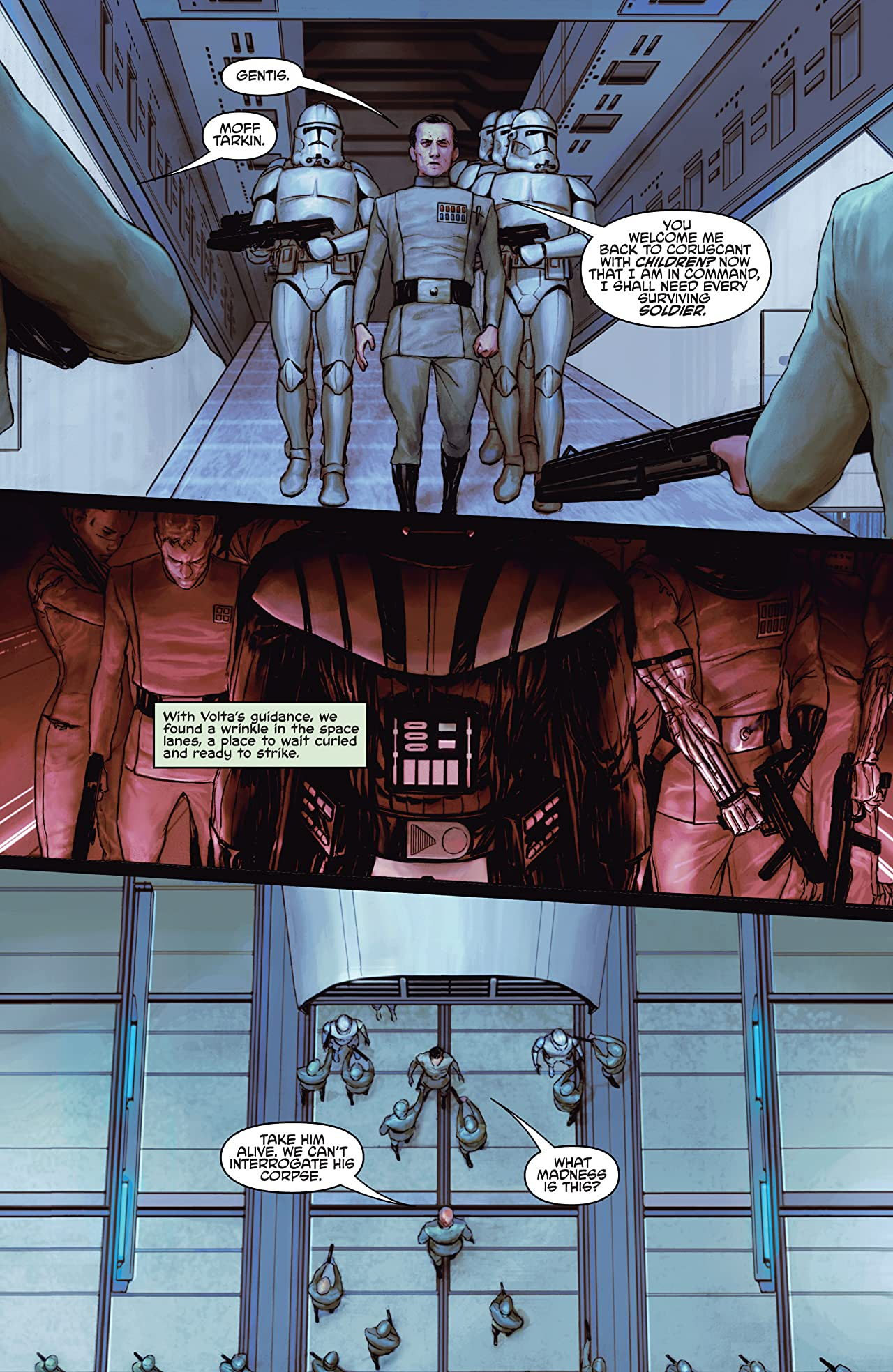 Star Wars: Darth Vader and the Ghost Prison (2012) #5 (of 5)