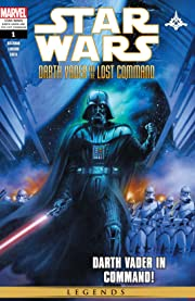 Star Wars: Darth Vader and the Lost Command (2011) #1 (of 5)
