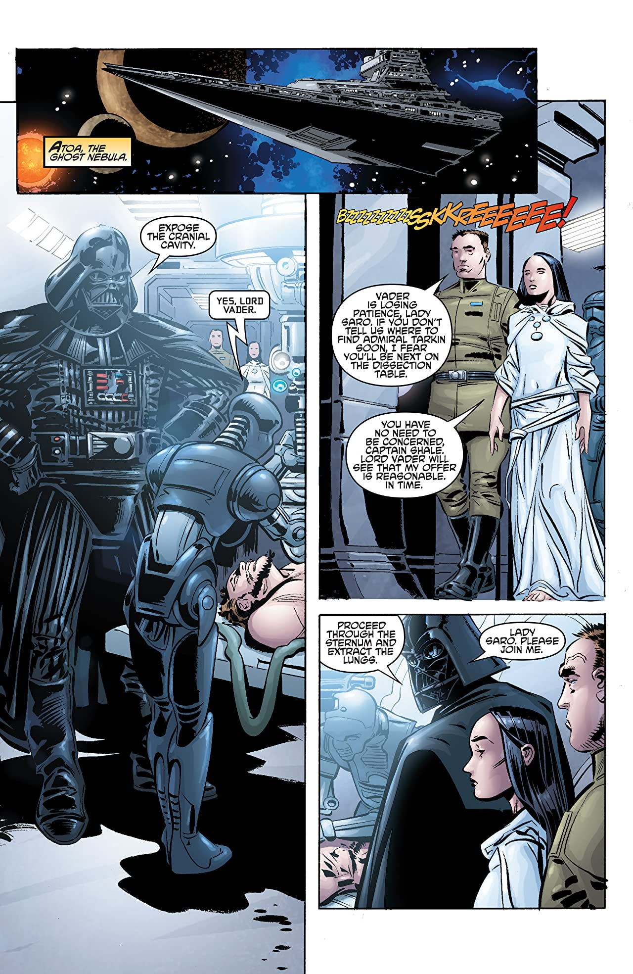 Star Wars: Darth Vader and the Lost Command (2011) #2 (of 5)