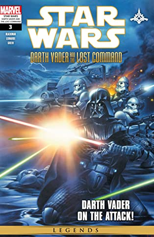 Star Wars: Darth Vader and the Lost Command (2011) #3 (of 5)