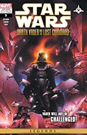 Star Wars: Darth Vader and the Lost Command (2011) #5 (of 5)
