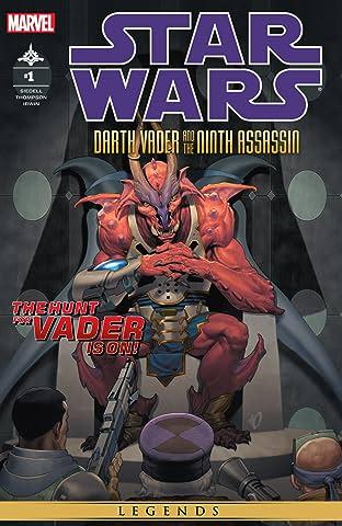 Star Wars: Darth Vader and the Ninth Assassin (2013) #1 (of 5)