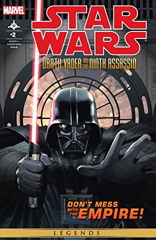 Star Wars: Darth Vader and the Ninth Assassin (2013) #2 (of 5)