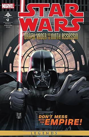 Star Wars: Darth Vader and the Ninth Assassin (2013) #2 (of 5)