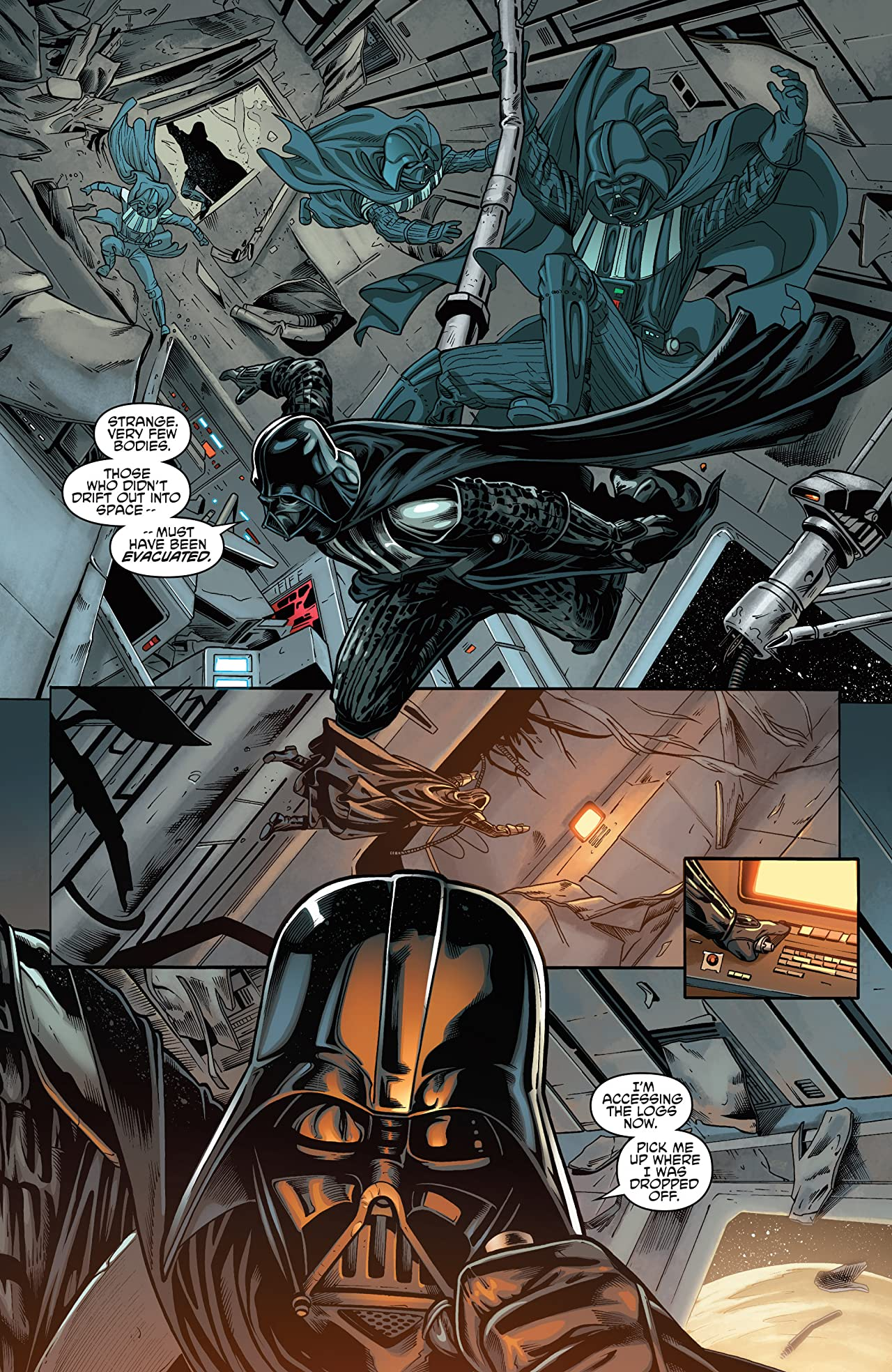 Star Wars: Darth Vader and the Ninth Assassin (2013) #3 (of 5)