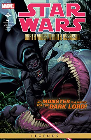 Star Wars: Darth Vader and the Ninth Assassin (2013) #4 (of 5)