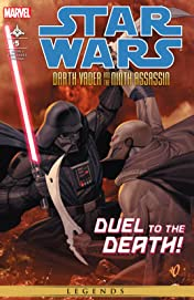 Star Wars: Darth Vader and the Ninth Assassin (2013) #5 (of 5)