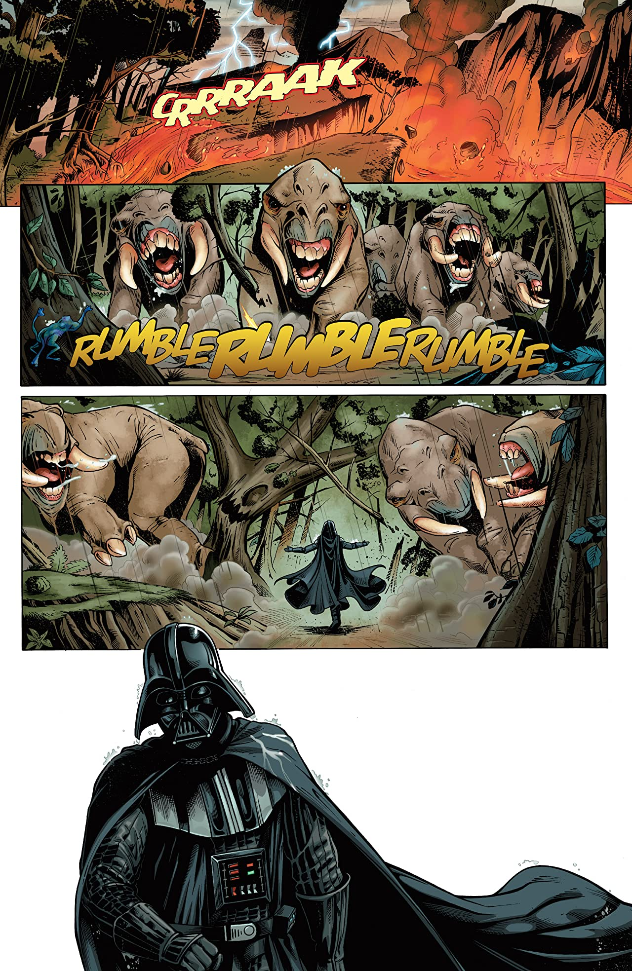Star Wars: Darth Vader and the Ninth Assassin (2013) #5 (of 5)