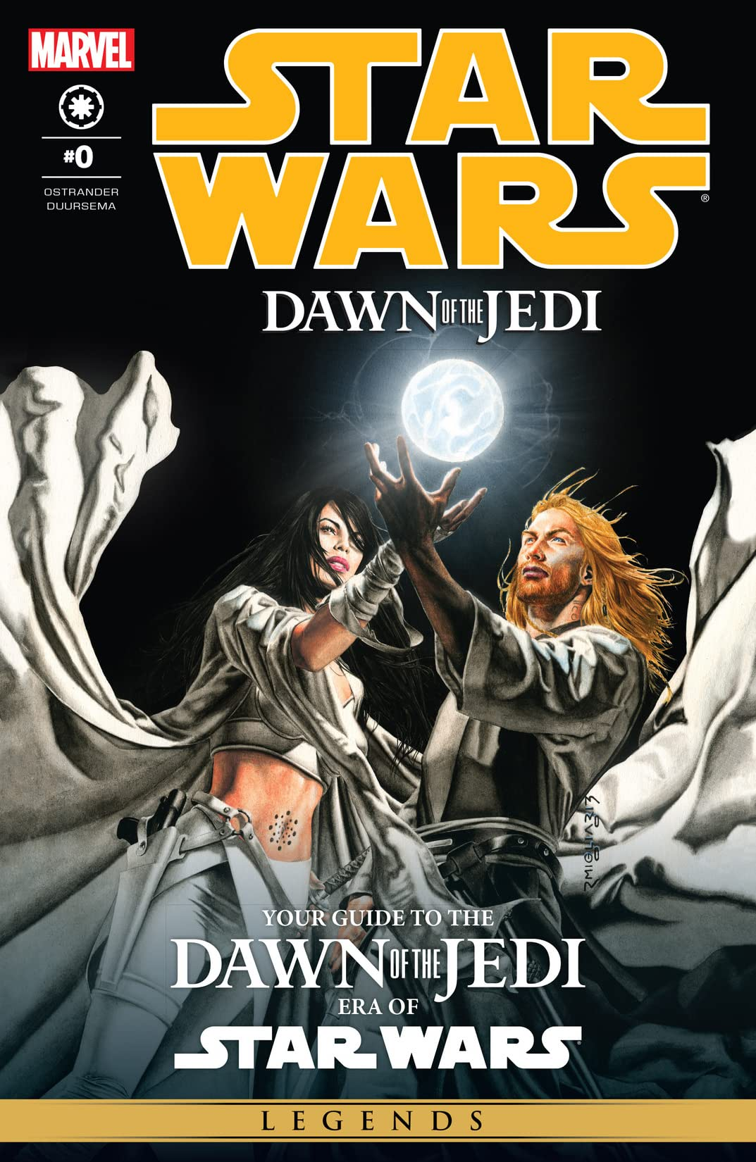 Star Wars: Dawn of the Jedi (2012) #0