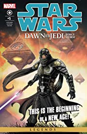Star Wars: Dawn of the Jedi - Force Storm (2012) #1 (of 5)