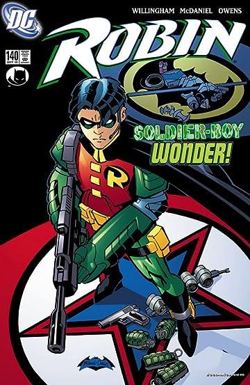 Robin (1993-2009) #140