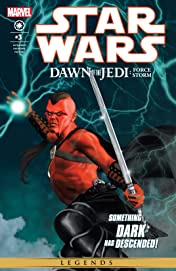 Star Wars: Dawn of the Jedi - Force Storm (2012) #3 (of 5)