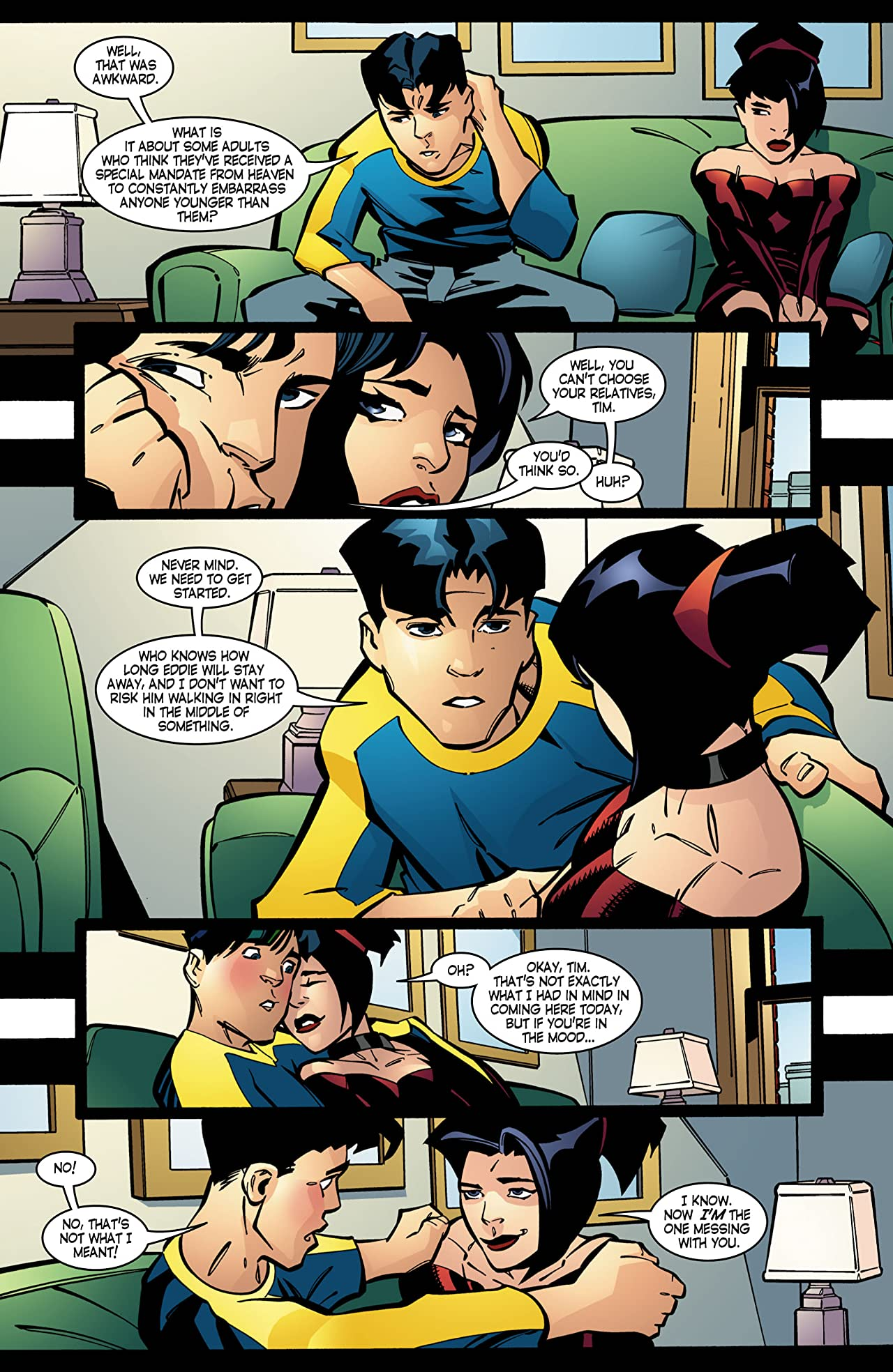 Robin (1993-2009) #141