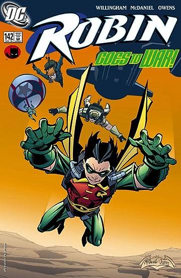 Robin (1993-2009) #142