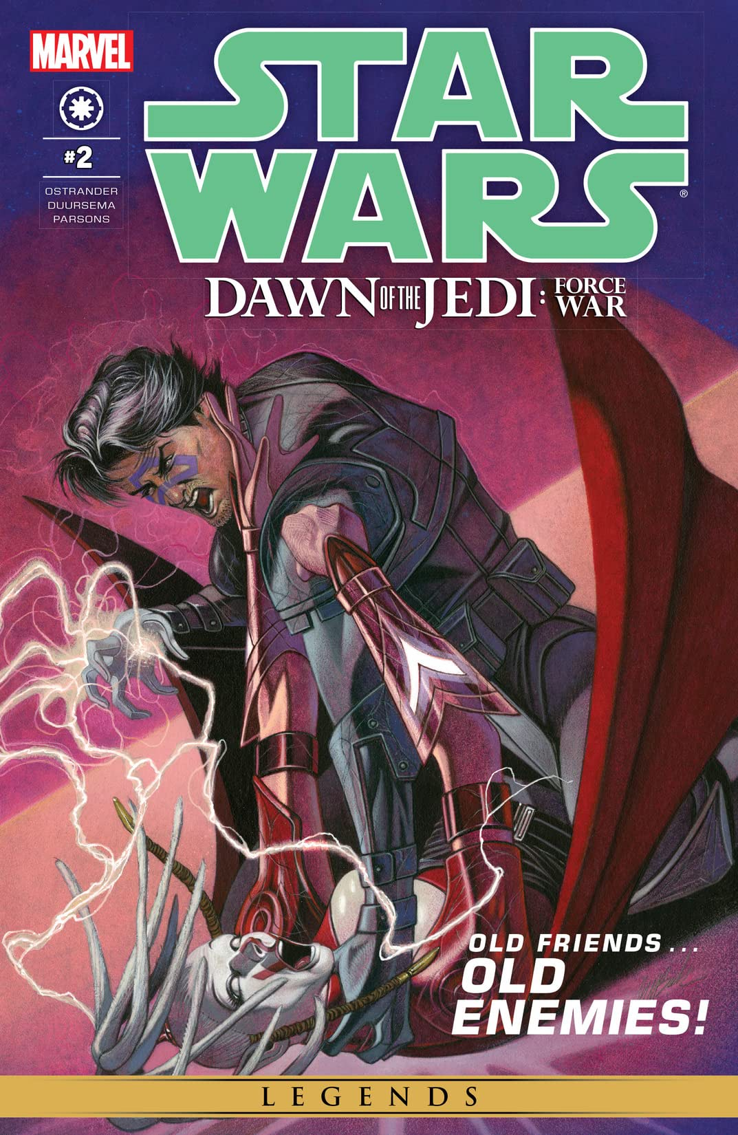 Star Wars: Dawn of the Jedi - Force War (2013-2014) #2 (of 5)