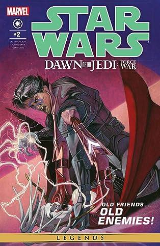 Star Wars: Dawn of the Jedi - Force War (2013-2014) #2 (of 5)