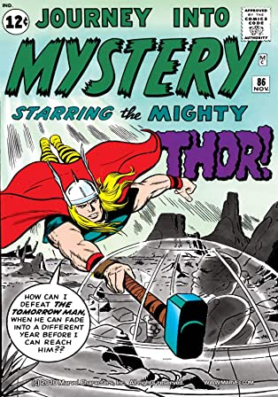 Journey Into Mystery #86