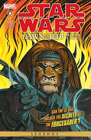 Star Wars: Dawn Of The Jedi - The Prisoner Of Bogan (2012-2013) #2 (of 5)