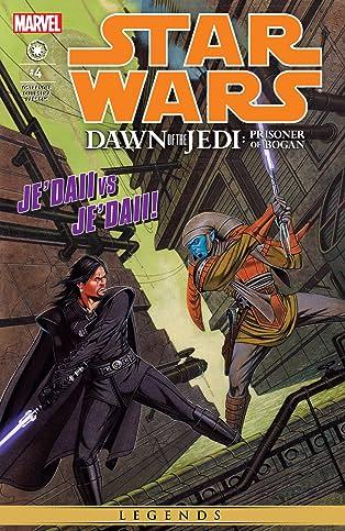 Star Wars: Dawn Of The Jedi - The Prisoner Of Bogan (2012-2013) #4 (of 5)